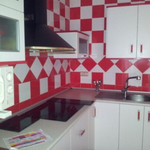 Apartamento en alquiler en Barrio del Pilar Madrid Celeste